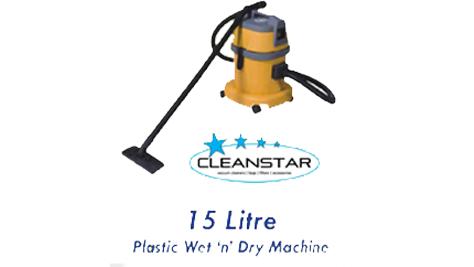 Vacuum Cleaner Plastic 15L