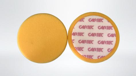 Cartec Orange Buff Pad