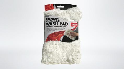 Chenille Wash Pad