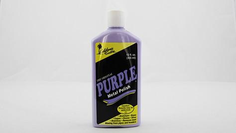 Purple Metal Polish - 355ml
