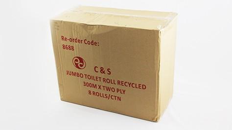 Paper - Toilet Tissue Jumbo