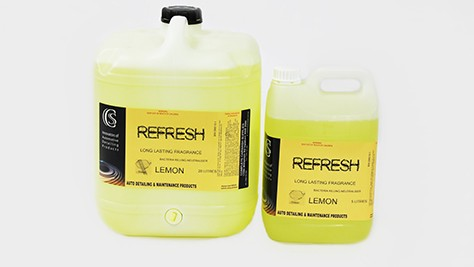 Refresh Lemon