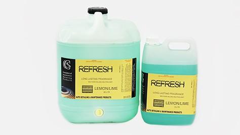 Refresh Lemon Lime